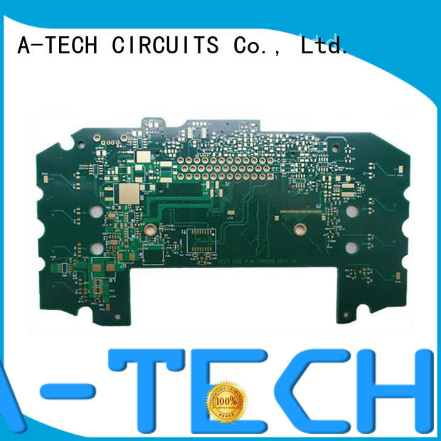 multilayer pcb manufacturing flexible for led A-TECH
