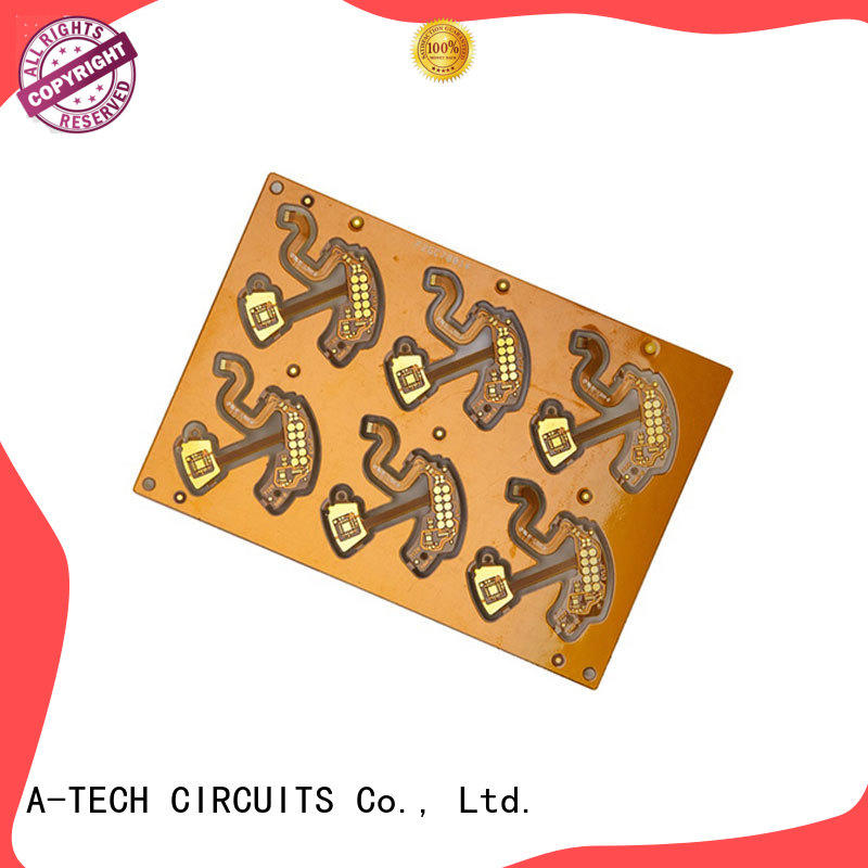 A-TECH flexible hdi pcb custom made at discount
