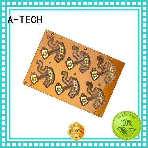 A-TECH prototype flexible pcb multi-layer