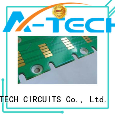 A-TECH heavy edge plating pcb durable top supplier