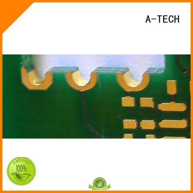 A-TECH blind via in pad pcb hot-sale for sale