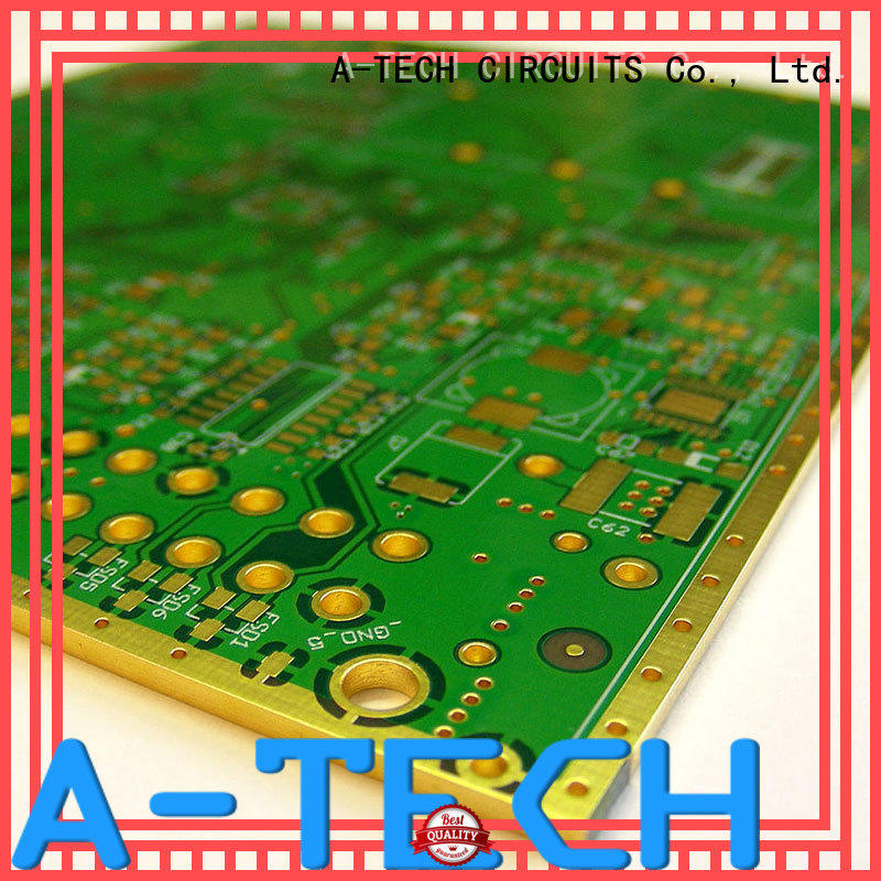 A-TECH control countersink pcb durable for wholesale