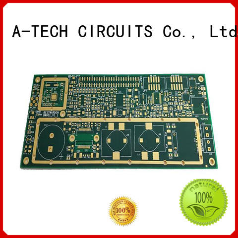 A-TECH metal core multilayer pcb double sided for led