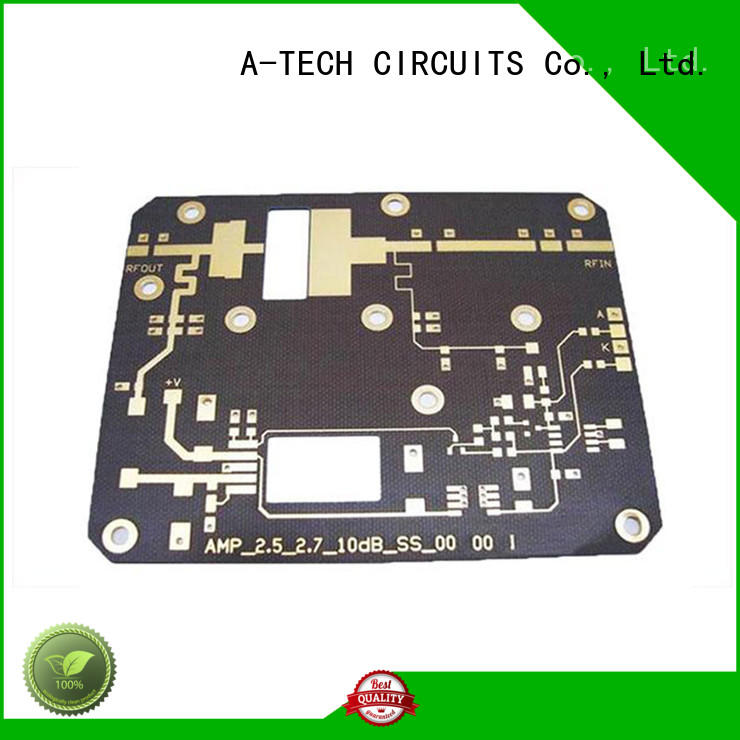 A-TECH led pcb custom made for wholesale