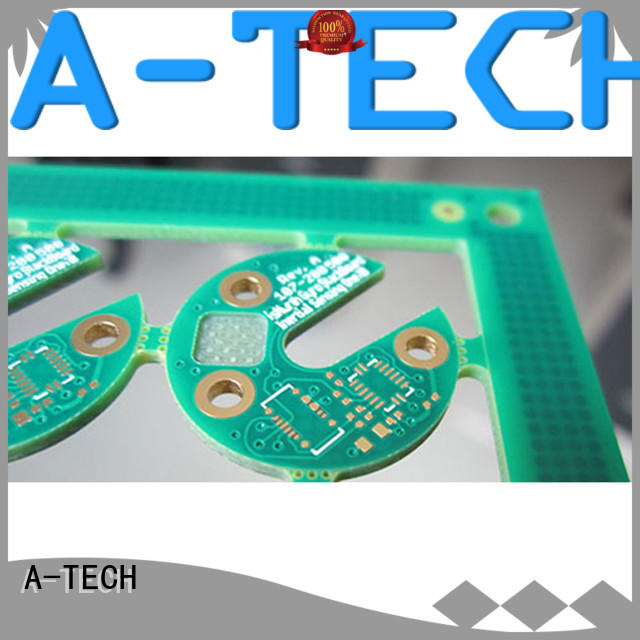 A-TECH half depth impedance control pcb hot-sale for sale