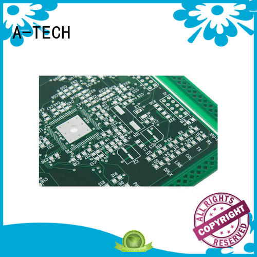 A-TECH free immersion gold pcb bulk production for wholesale