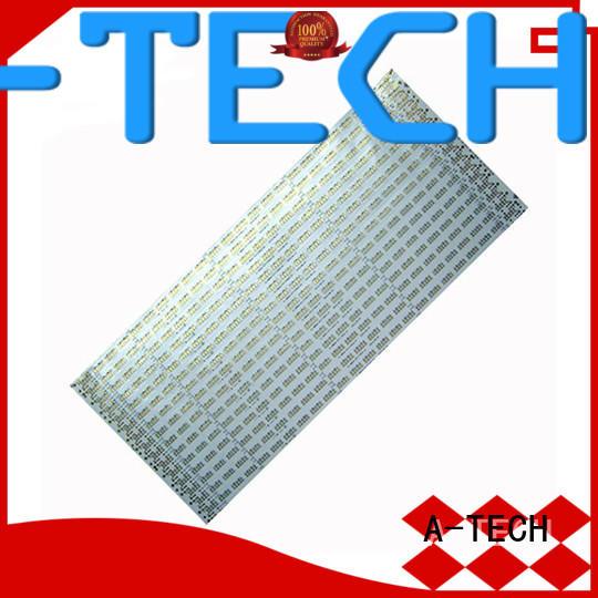 flexible metal core pcb flexible for led A-TECH