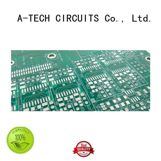 A-TECH highly-rated enig pcb bulk production for wholesale