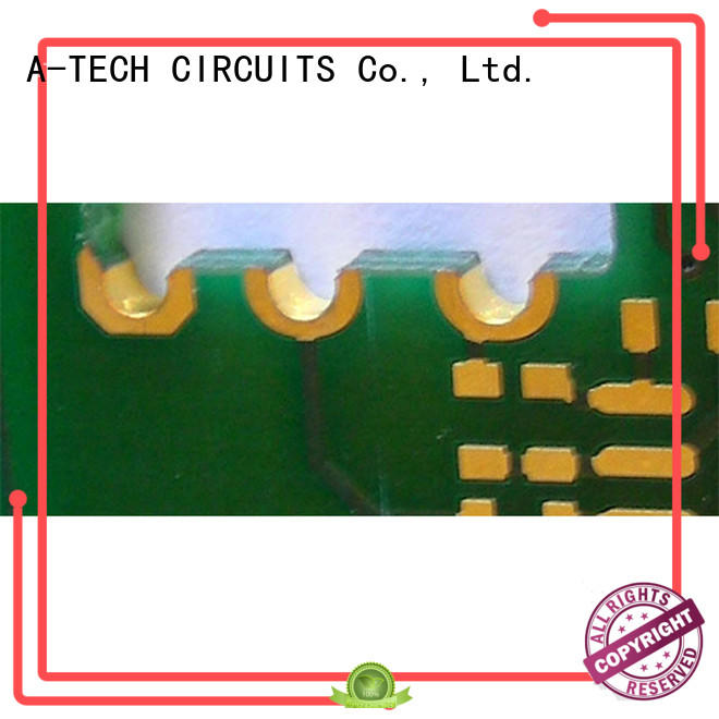 A-TECH fit hole via in pad pcb best price at discount