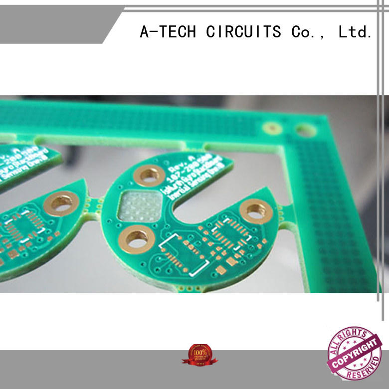 A-TECH blind hybrid pcb best price for wholesale