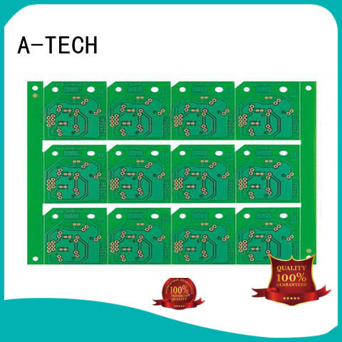 multilayer pcb manufacturing single sided at discount A-TECH