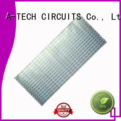 A-TECH metal core double-sided PCB for wholesale