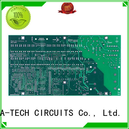 prototype led pcb board multi-layer for wholesale A-TECH