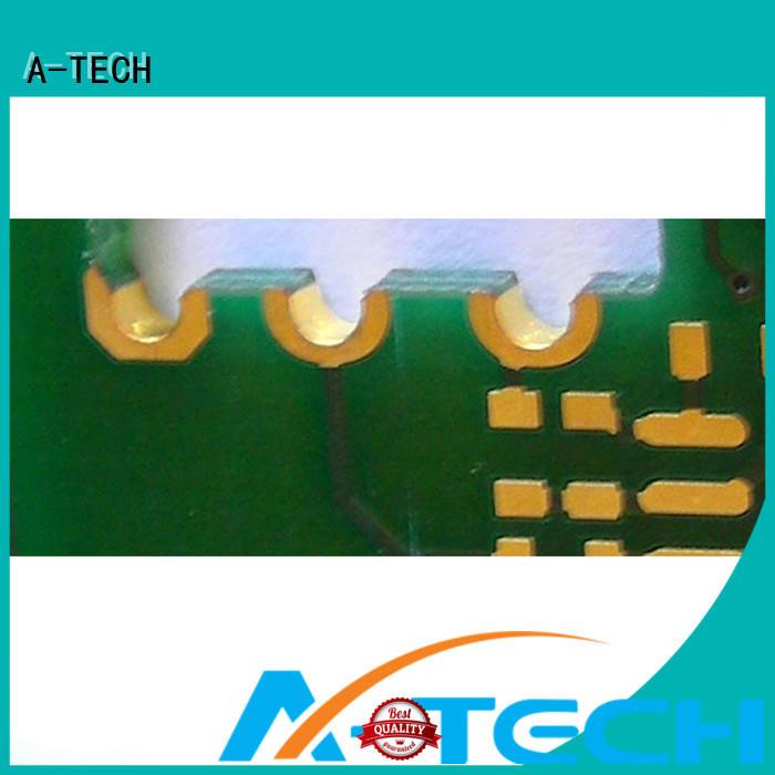 A-TECH impedance blind vias pcb hot-sale top supplier
