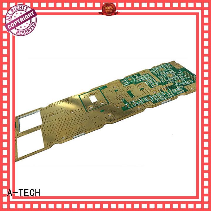 aluminum single-sided PCB single sided custom made at discount