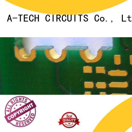 A-TECH half depth blind vias pcb hot-sale top supplier