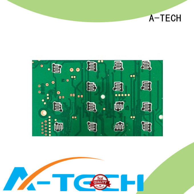 A-TECH tin pcb surface finish cheapest factory price for wholesale