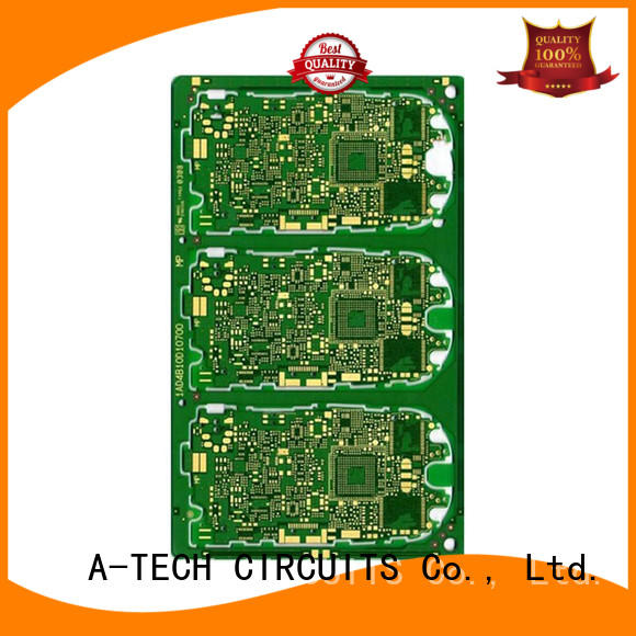 quick turn multilayer pcb manufacturing at discount A-TECH