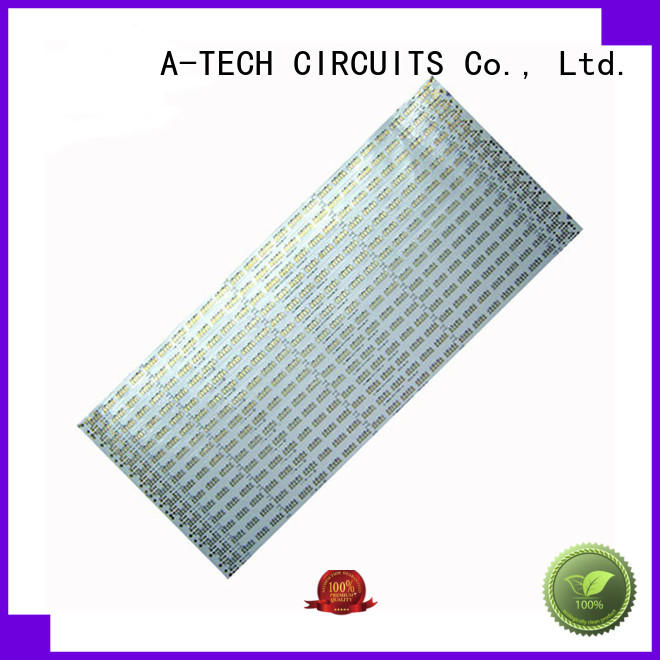 flexible aluminium pcb for led A-TECH