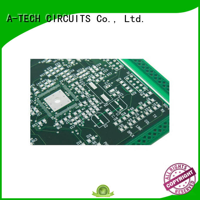 A-TECH highly-rated enig pcb finish silver for wholesale