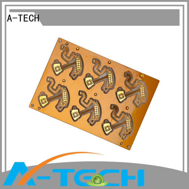A-TECH rogers pcb double sided for led