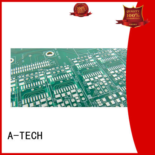 silver immersion tin pcb bulk production for wholesale A-TECH