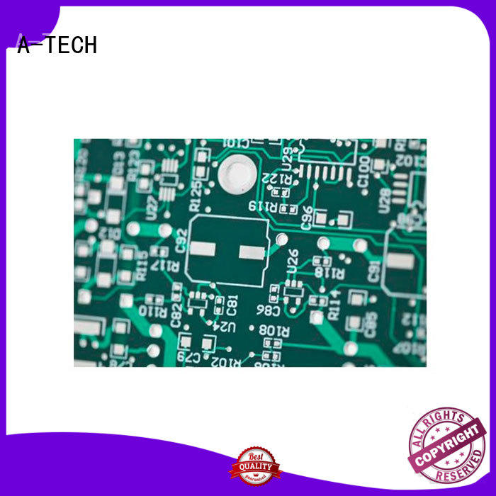 A-TECH hard enig pcb cheapest factory price at discount