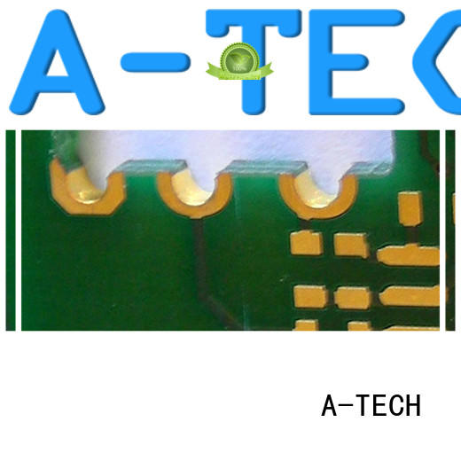 A-TECH routing via in pad pcb best price for sale