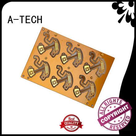 A-TECH flex flexible pcb multi-layer for wholesale