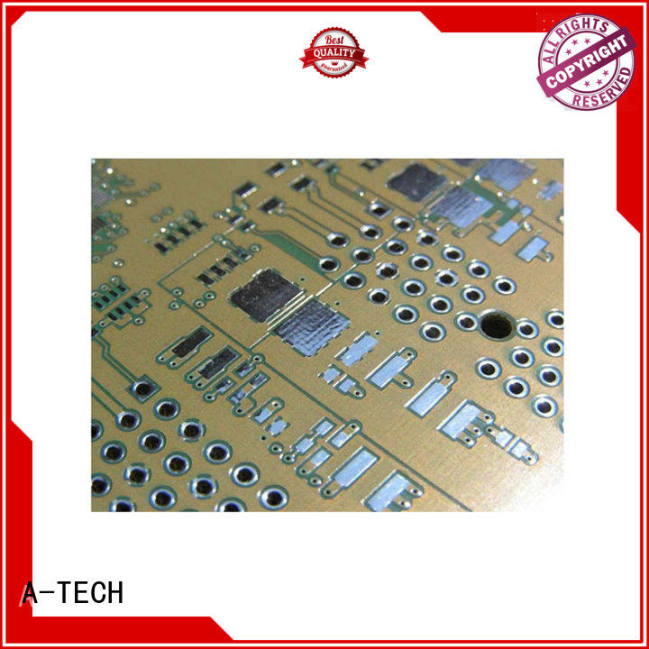 A-TECH air immersion silver pcb free delivery for wholesale