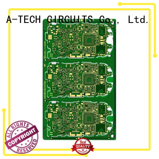 prototype double-sided PCB double sided for wholesale