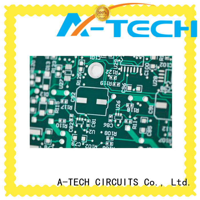 A-TECH immersion hasl pcb free delivery for wholesale