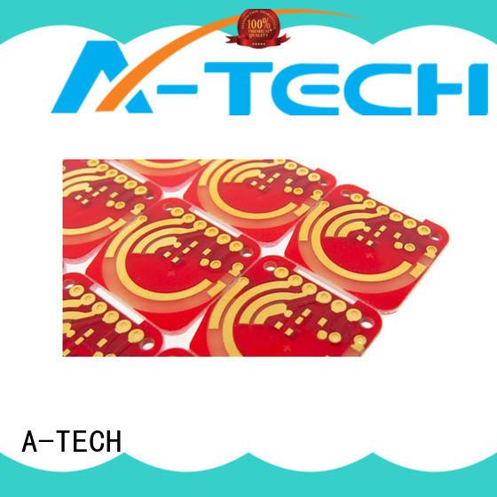A-TECH hot-sale immersion gold pcb bulk production for wholesale