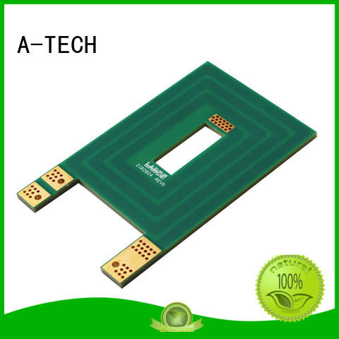 A-TECH thick copper impedance control pcb best price at discount