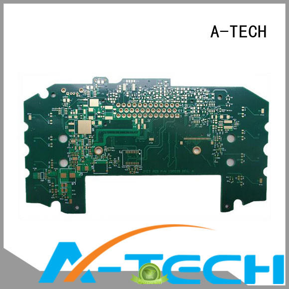 A-TECH rigid flex pcb double sided for led