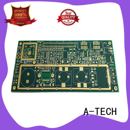 microwave single-sided PCB custom made for led