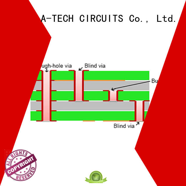 buried edge plating pcb press best price top supplier