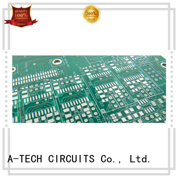 A-TECH hot-sale silver coating pcb free delivery for wholesale