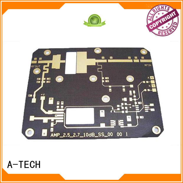 quick turn rogers pcb single sided top selling at discount