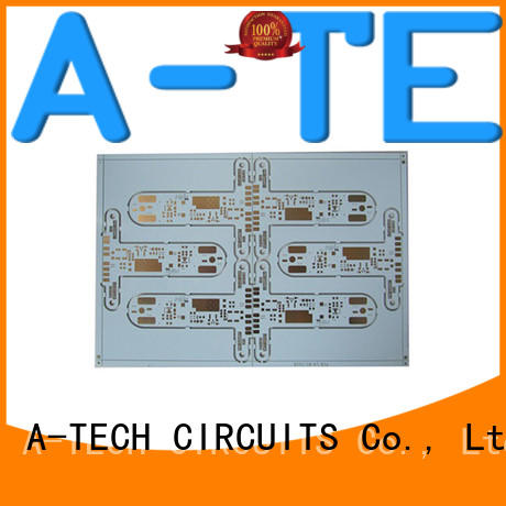 A-TECH rogers led pcb custom made for wholesale