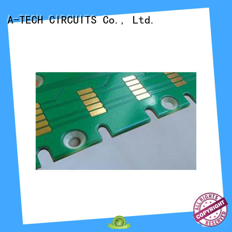 routing blind vias pcb edge durable top supplier
