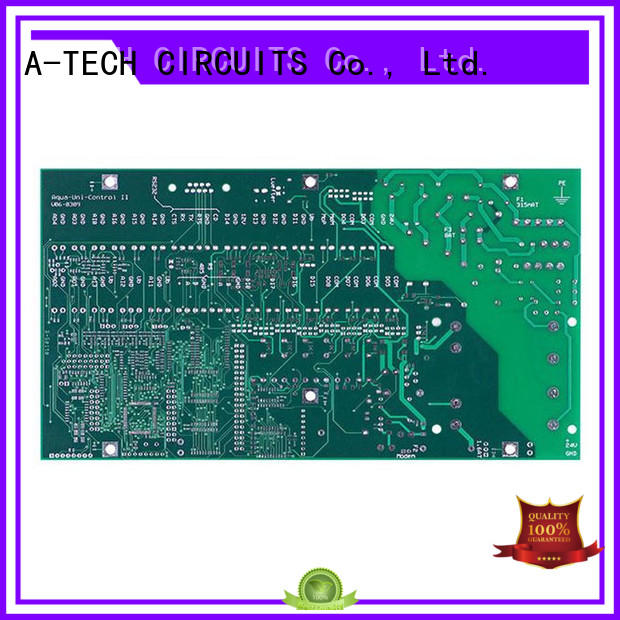 A-TECH metal core PCB prototyping multi-layer for led