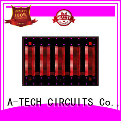 A-TECH plated edge plating pcb best price at discount