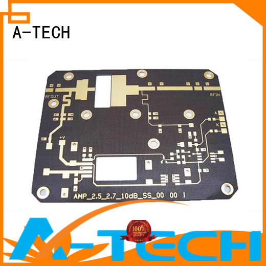 rogers double-sided PCB flex multi-layer for wholesale