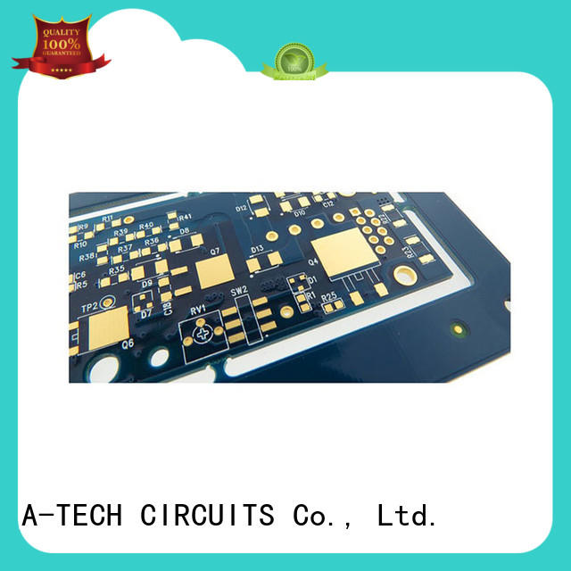 A-TECH tin peelable mask pcb cheapest factory price for wholesale