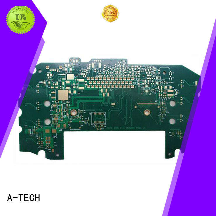 A-TECH microwave led pcb multi-layer for led