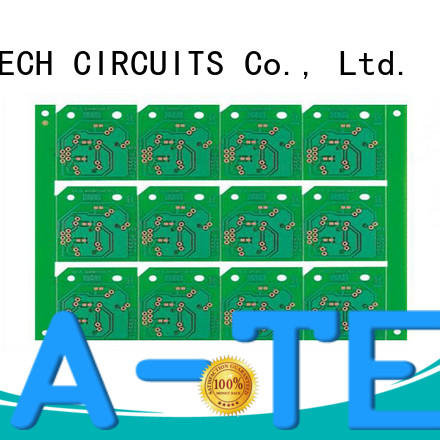 A-TECH aluminum rogers pcb double sided at discount
