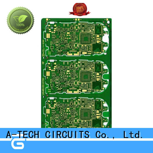 A-TECH rigid flexible pcb top selling for led