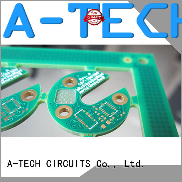 A-TECH buried edge plating pcb durable for sale