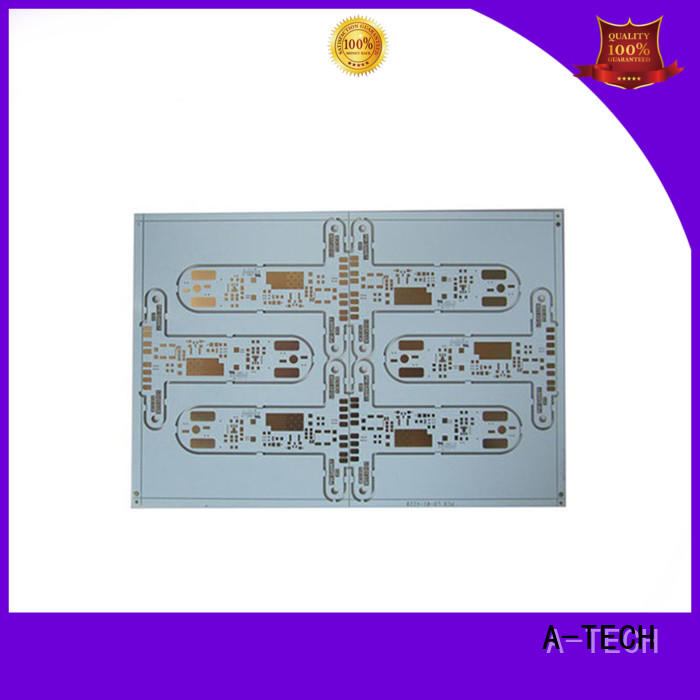 A-TECH metal core rogers pcb for led